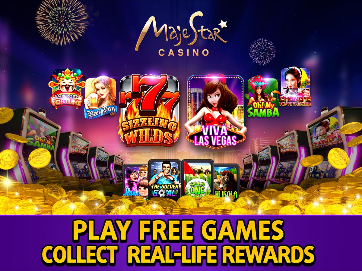 casino games real rewards