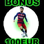 BetMaxValue100Euo bonus