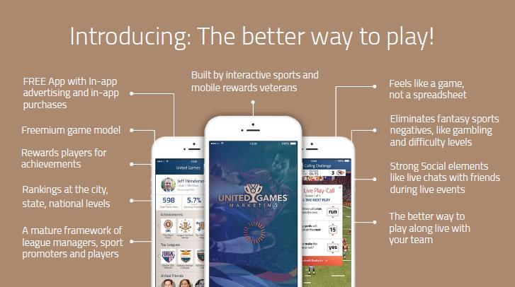 United Games app