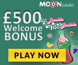 Double Bubble Moon games