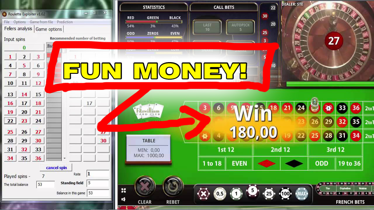 Fun roulette free download