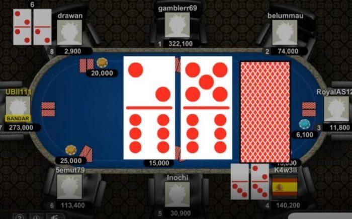 bandarq online blackjack